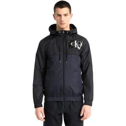 Textil Homem Jaquetas Calvin Klein Jeans J30J307781 Azul