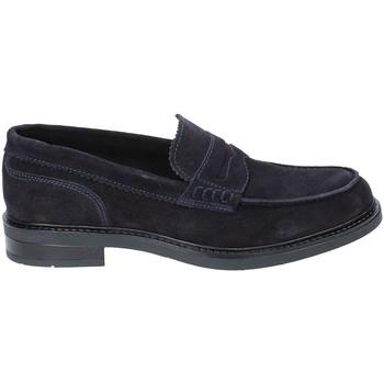 Sapatos Homem Mocassins Rogers 1980 Azul
