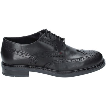 Sapatos Homem Sapatos Rogers 3040 Preto