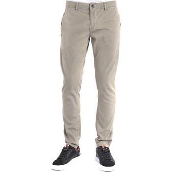 Textil Homem Chinos Gaudi 911BU25015 Cinzento