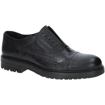Sapatos Homem Sapatos Exton 692 Preto