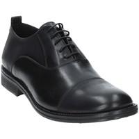 Sapatos Homem Richelieu Exton 9554 Preto