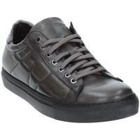 Sapatos Homem Sapatilhas Exton 217 Cinzento