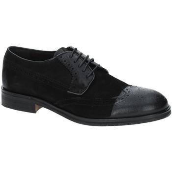 Sapatos Homem Sapatos Exton 5356 Preto