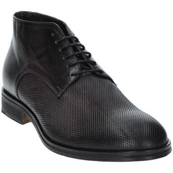 Sapatos Homem Botas baixas Exton 5355 Cinzento