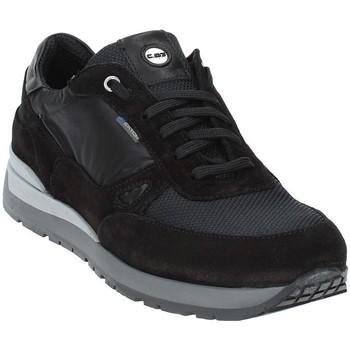 Sapatos Homem Sapatilhas Exton 993 Preto