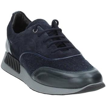 Sapatos Homem Sapatilhas Exton 161 Azul