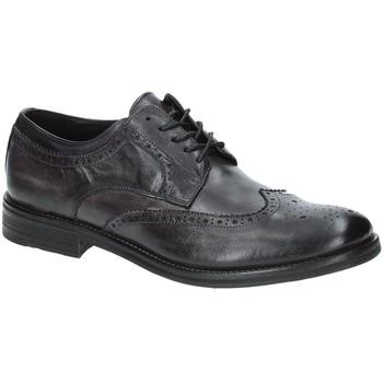 Sapatos Homem Sapatos Exton 9550 Cinzento