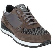Sapatos Homem Sapatilhas Exton 993 Cinzento