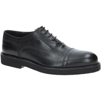 Sapatos Homem Richelieu Exton 5496 Preto