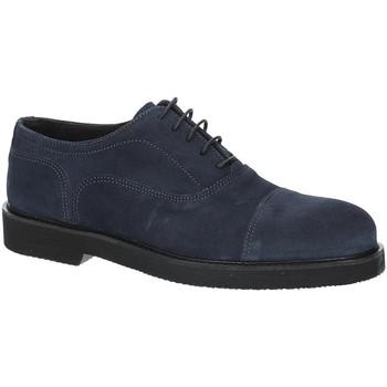 Sapatos Homem Richelieu Exton 5496 Azul
