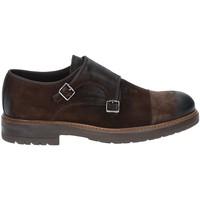 Sapatos Homem Sapatos Exton 691 Castanho