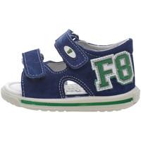 Sapatos Criança Sandálias Falcotto 1500777-02-0C03 Azul