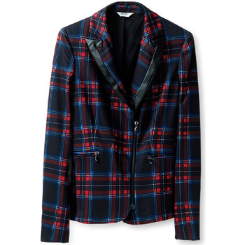 Textil Mulher Casacos/Blazers Liu Jo F68005J5579 Azul