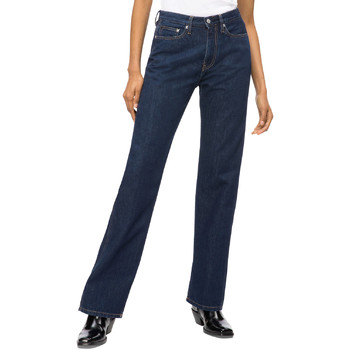 Textil Mulher Calças Jeans Calvin Klein Jeans J20J207612 Azul