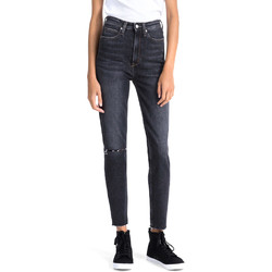 Textil Mulher Gangas boyfriend Calvin Klein Jeans J20J207652 Azul