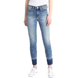 Textil Mulher Calças de ganga slim Calvin Klein Jeans J20J208060 Azul