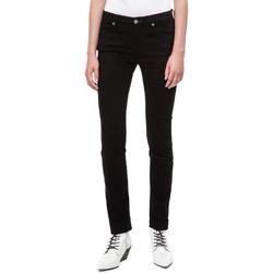 Textil Mulher Calças de ganga slim Calvin Klein Jeans J20J208292 Preto