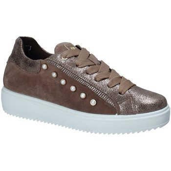 Sapatos Mulher Sapatilhas IgI&CO 2153922 Castanho