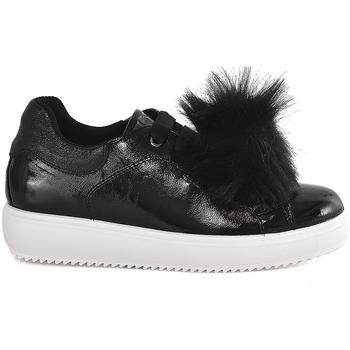 Sapatos Mulher Sapatilhas IgI&CO 2154822 Preto
