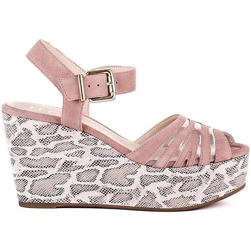 Sapatos Mulher Sandálias Unisa Sandálias Lacare_KS Rosa