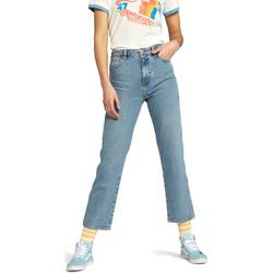 Textil Mulher Calças Jeans Wrangler W238GF Azul