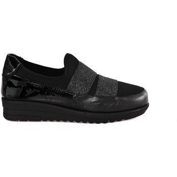 Sapatos Mulher Mocassins Grunland SC3978 Preto