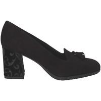 Sapatos Mulher Mocassins Grunland SC4072 Preto