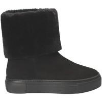 Sapatos Mulher Botas de neve Grunland ST0365 Preto
