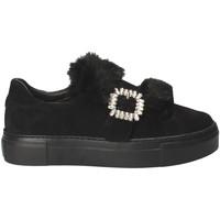 Sapatos Mulher Slip on Grunland SC4007 Preto