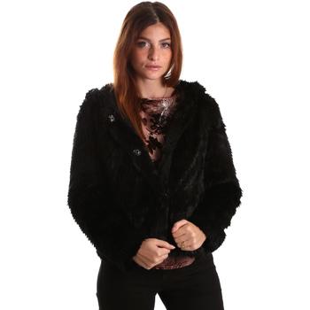 Textil Mulher Jaquetas Gaudi 821FD39003 Preto