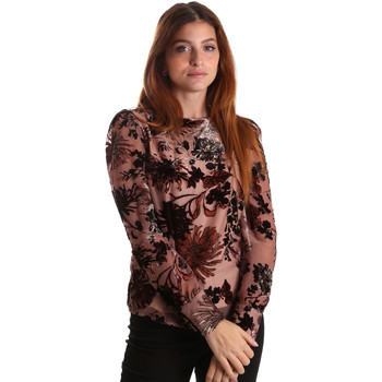 Textil Mulher Tops / Blusas Gaudi 821FD45007 Rosa