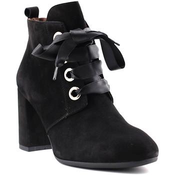 Sapatos Mulher Botins NeroGiardini A806923DE Preto