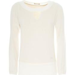 Textil Mulher camisolas NeroGiardini A862370D Branco