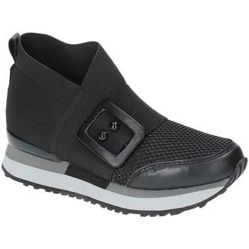 Sapatos Mulher Sapatilhas de cano-alto Apepazza RSD19 Preto