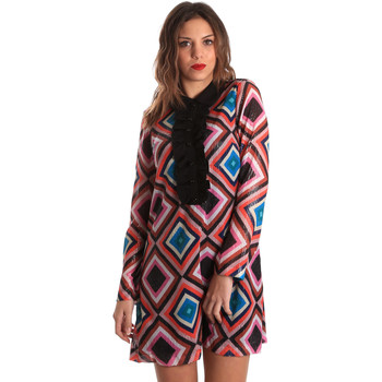 Textil Mulher Vestidos curtos Denny Rose 821DD10026 Preto