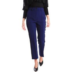Textil Mulher Chinos Denny Rose 821DD20001 Azul