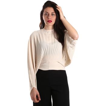 Textil Mulher Tops / Blusas Denny Rose 821DD40001 Bege
