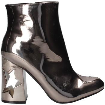 Sapatos Mulher Botins Gold&gold B18 GM31 Cinzento