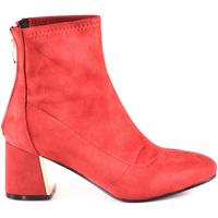 Sapatos Mulher Botins Gold&gold B18 GY07 Vermelho