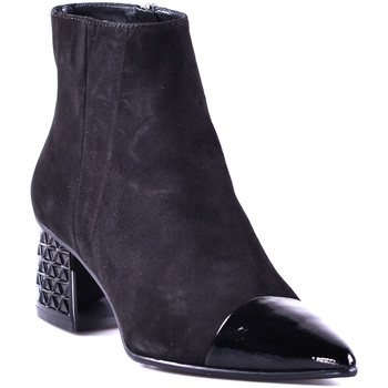 Sapatos Mulher Botins Elvio Zanon I1603X.ELZNKCNENER Preto