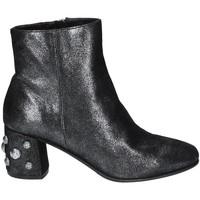 Sapatos Mulher Botins Elvio Zanon I5503G.ELZMPHANTRA Preto