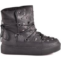 Sapatos Mulher Botins Gold&gold B18 GS23 Preto