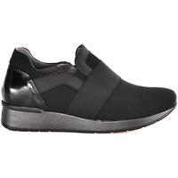 Sapatos Mulher Slip on Melluso R25018T Preto
