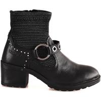 Sapatos Mulher Botins Wrangler WL182550 Preto