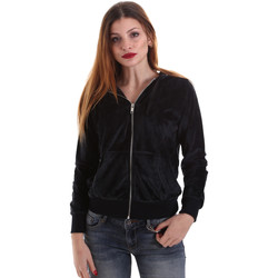 Textil Mulher Sweats Key Up 5CS57 0001 Preto