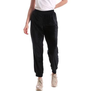 Textil Mulher Calças finas / Sarouels Key Up 5CS55 0001 Azul