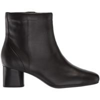 Sapatos Mulher Botins Clarks 136983 Preto
