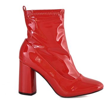 Sapatos Mulher Botins Gold&gold B18 GM29 Vermelho
