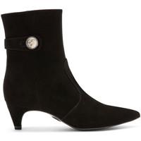 Sapatos Mulher Botins Carmens Padova A42191 Preto